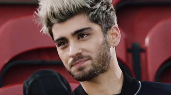 World Music Awards Zayn S Quot Mind Of Mine Is The World S